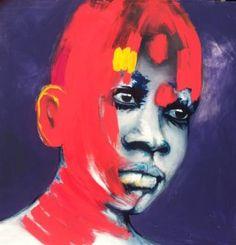 "Saatchi Art Artist Lioda Conrad Fine Art; Painting, ""If I had a Heart"" #art"
