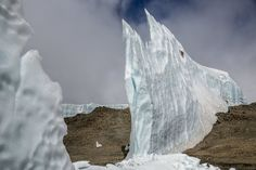 Late last year, National Geographic Adventurer of the Year, Will Gadd, ascended to the highest point in Africa, taking matters one step further by climbing the famous glaciers found at the p...