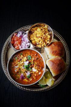 Traditional Misal Pav - Binjal's VEG Kitchen, ,