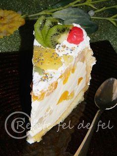 Romanian Desserts, Romanian Food, Romanian Recipes, Food Cakes, Fruit Cakes, Sweet Bread, Pie Recipes, Cake Cookies, Sushi