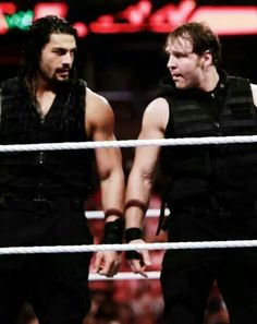 I love to fangirl over the hottest and most talented wrestler in WWE, Dean Ambrose. Roman Reigns is my king! I love to read fanfiction and write sometimes. AMBREIGNS IS MY EVERYTHING! Dean Ambrose Shield, Roman Reigns Dean Ambrose, Wwe Roman Reigns, Wwe Reigns, The Shield Wwe, Wrestling Stars, Solo Pics, Backstreet Boys, Seth Rollins