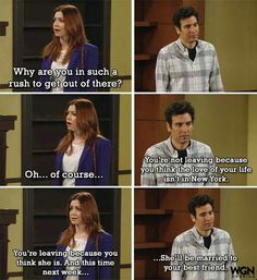 Poor ted how i met your mother I Meet You, Told You So, How Met Your Mother, Ted Mosby, Moving To Chicago, Disney Movies To Watch, Yellow Umbrella, Tv Show Quotes, Movie Quotes