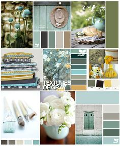 Color combinations for blue rooms