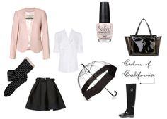 """Ecco un outfit """"bonton"""" per essere sempre super chic anche durante una giornata autunnale… . Enjoy!!!"""