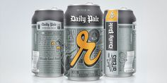 Reuben's Daily Pale — The Dieline - Branding & Packaging Design