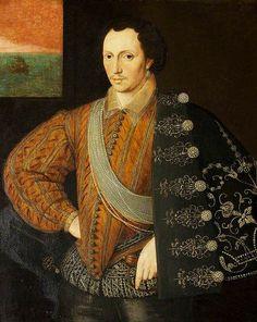Robert Carey, 1st Earl of Monmouth, Grandson of Mary Boleyn, Great-nephew of Anne Boleyn