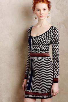 Araminta Petite Sweater Dress - anthropologie.com $148