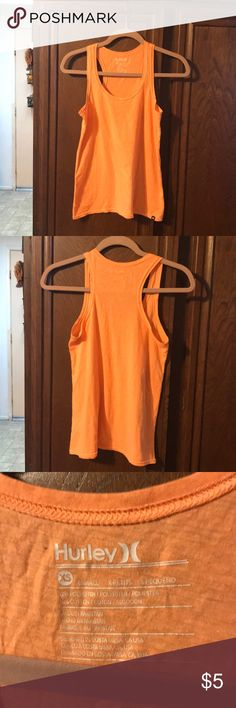 Top Used tank top Hurley Tops Tank Tops