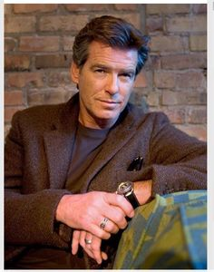 Pierce Brosnan made a great James Bond...certainly fit his description in Ian Fleming's books.