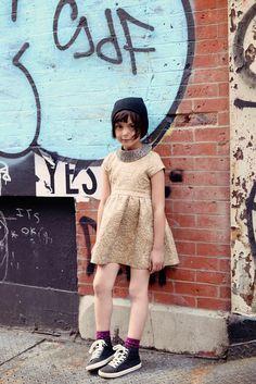 Anna — Enfant Street Style. Photos by Gina Kim Photography