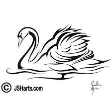 images of swan tattoos - Google Search