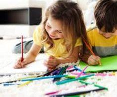 Colorear para Mejorar la Atención en Niños