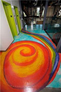 Rainbow  @Concrete Network
