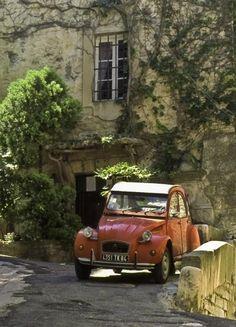 El Citroen, en Provenza, Francia.