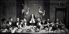 PREACHING DESIRE Black and White Photography Best seller New Collection Cobra Art Company Photographic art on plexiglas