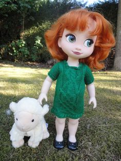 Tuto robe irlandaise pour Animators - http://maru-savannah.blogspot.com/2015/08/tuto-robe-irlandaise-pour-animators.html