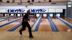 Guy bowls 300 game in 90 seconds