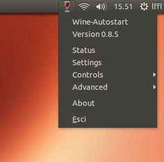 Wine Autostart 1.0 l'esecuzione automatica dei dischi Windows in Linux  #wine #software #ubuntu