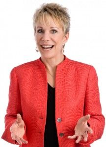 Financial Lifesaver Barbara Stanny's Five Steps to Overcoming Underearning