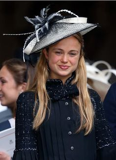Lady Amelia Windsor, June 10, 2016 | Royal Hats