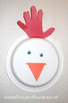 Chicken Activities | Creative Preschool Resources