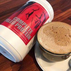 Dalgona Coffee with Chocolate Paleo Protein Paleo Chocolate, Delicious Chocolate, Chocolate Flavors, Organic Coconut Cream, Paleo Protein Powder, Complete Protein, Sugar Candy, Nescafe, Yummy Drinks
