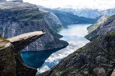 Norveç'in en popüler turistik yerlerinden biri olan Trolltunga hakkında merak edilenleri derledik.