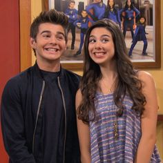Happy Are you a Max or a Phoebe? Henry Danger Nickelodeon, Nickelodeon Girls, Nickelodeon The Thundermans, Jack Griffo, Phoebe Thunderman, Max Thunderman, Actors Then And Now, Cool Boys Clothes, National Sibling Day