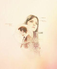 Doctor Who. Clara Oswin Oswald.