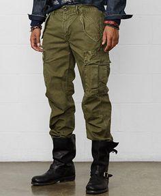 Denim & Supply Ralph Lauren Men's Field Cargo Pants | macys.com