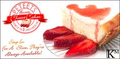 Pay $5 for Peteet's Famous Cheesecakes in Oak Park