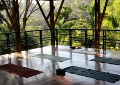Elements of Nature ~ iflow Yoga in Costa Rica at The Sanctuary at Two Rivers - Cabuya Sun 22 Feb 2015  - Cabuya Puntarenas | LETSGLO