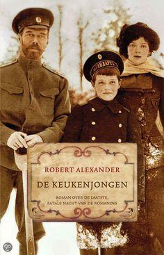bol.com | De keukenjongen, Robert Alexander | Boeken