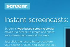 Record your computer screen. Add your own voice. Share or embed. Limitation - The recording has to be less than 5 minutes in length. Training Software, Screen Recorder, Apps, The Voice, Author, Technology, Learning, How To Make, Fun