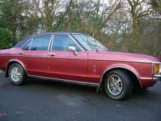 MK 1 Ford Granada 3.0 Ghia (1977)