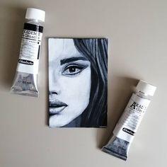 Artist @nelebalke Portrait Art, Gouache, Illustrations, Artist, Illustration, Artists, Illustrators