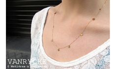 #Vanrycke #collier Marrakech #necklace or rose 18k #rosegold
