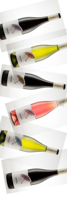 Packaging of the World: Creative Package Design Archive and Gallery: Umbrella Wines