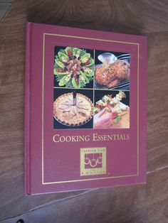 Cooking Essentials - Cooking Club America - HC Cookbook (1997) ~~ for sale at Wenzel Thrifty Nickel eCRATER store