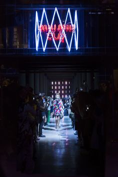 The research branch of Dutch studio OMA has created a nightclub into the 1937 Palais d'iran in Paris to host a one-off event for fashion brand Miu Miu.  http://www.justleds.co.za
