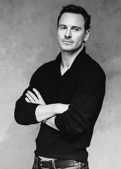 A very Fassy face