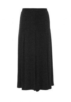 Юбка MadaM T, цвет: черный. Артикул: MA422EWMPP46. Женская одежда / Юбки / Юбки-макси