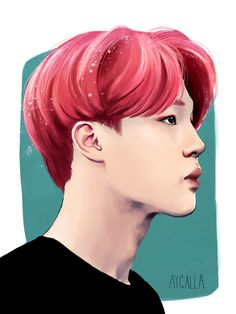 Jimin by Aycalla