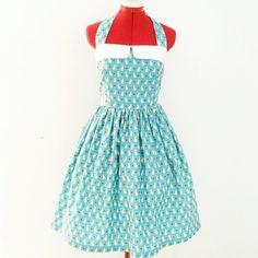 Ginger dress pdf pattern-Violette Field Threads