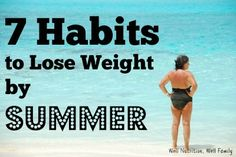 These are easy, I didn't realize some of them would help me lose weight! I can do this!