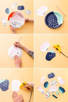 Follow this easy home decor DIY tutorial to learn how to make a stylish mobile.