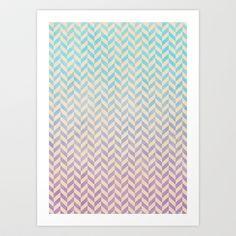 French Braids  Art Print by Sarah Palisi Design - $20.00 8x10