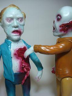 Zollmen Zombies by Gomora63, via Flickr