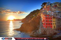 Cinque Terre, Italy:  |    The #Cinque #Terre is a rugged portion of coast on the #Italian #Riviera.  |    Source: https://en.wikipedia.org/wiki/Cinque_Terre  |    #italy #cinqueterre #picoftheday #pic #destination #beautiful #colourful #travellifestyle #booknow #bookonline #flightdeals #travel #flights #flightstoitaly #worldtravel #callcheapflights #travelagents #travelagentsinuk #cheapflights #cheapflightstoitaly  |    Fly with our #ExclusiveOffers: http://www.callcheapflights.co.uk/