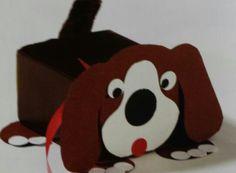 3d knutsel: hond